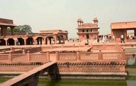 Fatehpur-Sikri-Fort